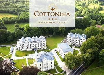 Cottonina Villa & Mineral Spa Resort***